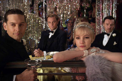 i CANNOT wait. SERIOUSLY. #thegreatgatsby  theglitterguide:  We can't wait to see Gatsby! via Refinery 29