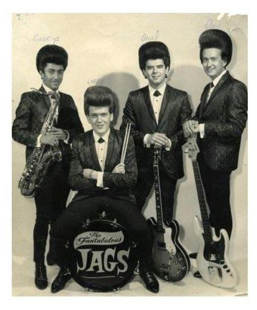 shmemson:  oldtimeline:  The Fantabulous Jags!  dream hair