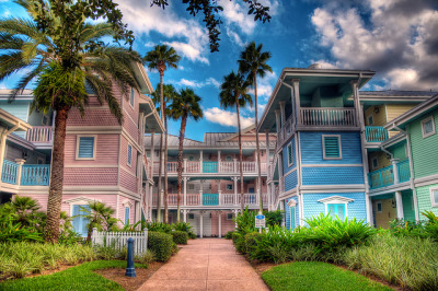 minnie-mickey-disney:  Old Key West Building 18 on Flickr.
