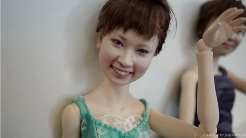 Human Doll Cloning is So Hot right now in Japan cada vez mais próximo de termos nossos surrogates heheh