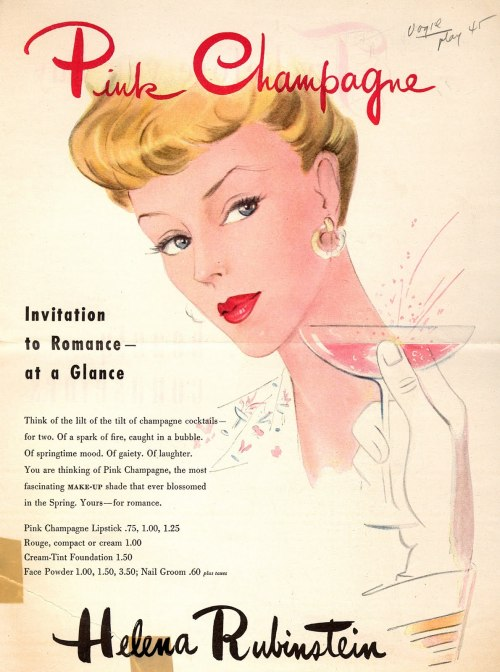 mudwerks:  (via vintage_ads: PINK WEEKEND)