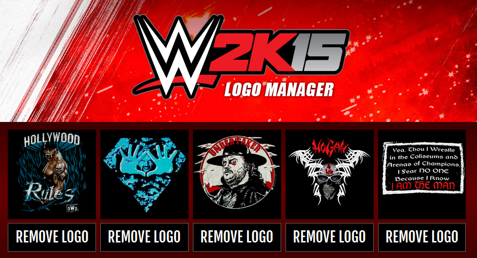 Wcw Worldwide Just Submitted A Wave Of Logos To Wwe 2k15 On The