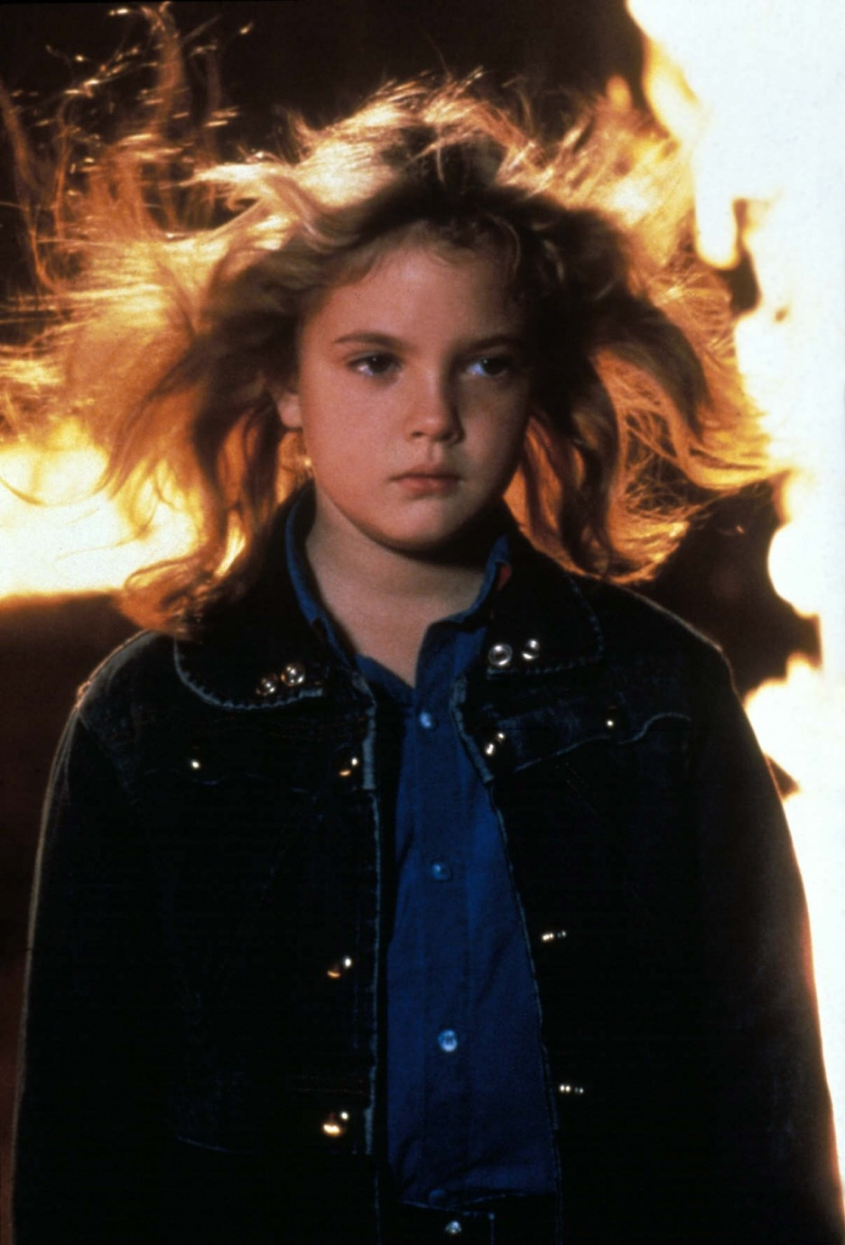 Drew Barrymore in Firestarter (1984)