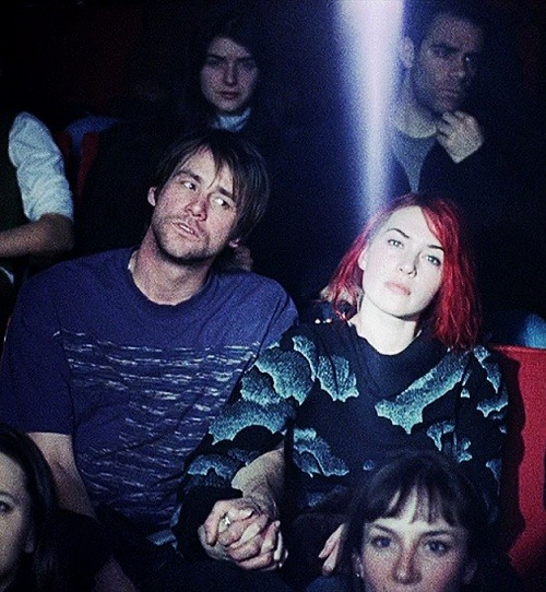 alicsirpp:  YOU AND ME* ETERNAL SUNSHINE OF THE SPOTLESS MIND MICHEL GONDRY