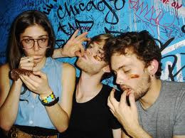 Chairlift, adorable
