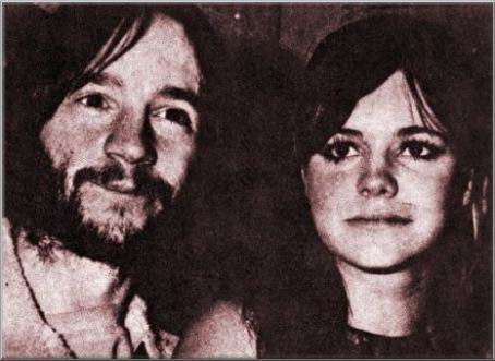 psychojello:  Beardy Peter Tork hangs out with Sally Field
