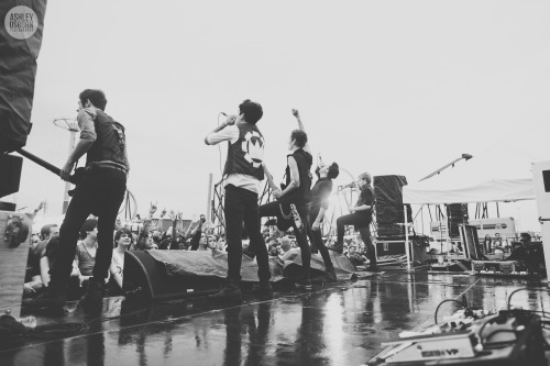 ashleyosborn:  Crown The Empire May 18th, 2013Jackson, NJSkate and Surf