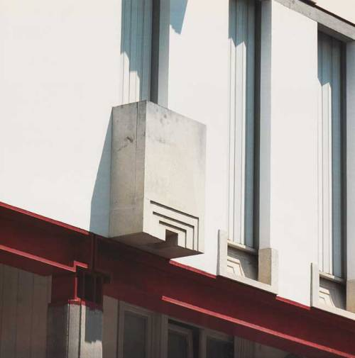 Carlo Scarpa, Vicenza Apartment Building, 1974-1978