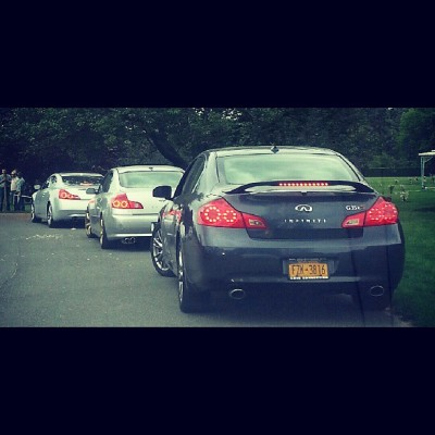 Me and my crew ( me and my brothers) #teaminfiniti  #g35 #g37