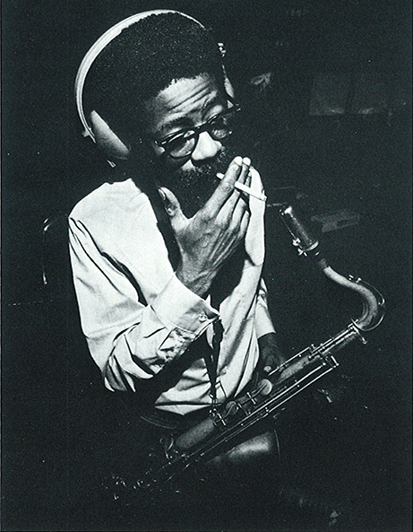 jazzrelatedstuff:  Joe Henderson.