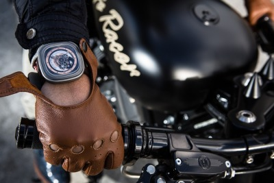 Custom Cafe Racer x SevenFriday P2…vrooooom!!