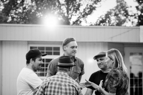 hypocrite-reader:   Win Butler being tall.