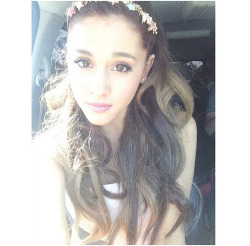 karla-world:  ♡ Ariana Grande my baby ♡