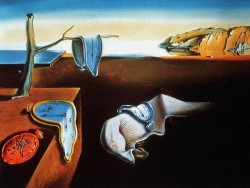 cavetocanvas:  Salvador Dalí, The Persistence of Memory, 1931