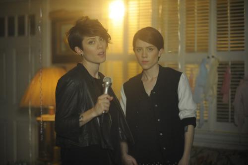 "Tegan and Sara- ""Closer"" Part II"
