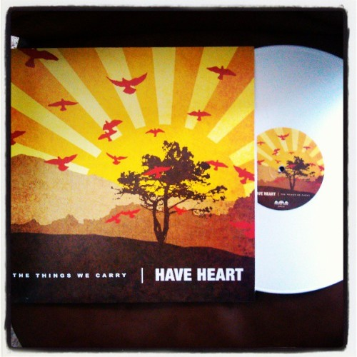 Finally got this  #haveheart