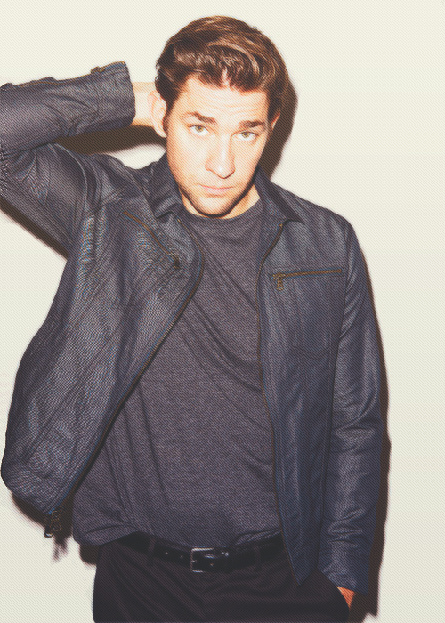 John Krasinski | Nylon Guys January 2013