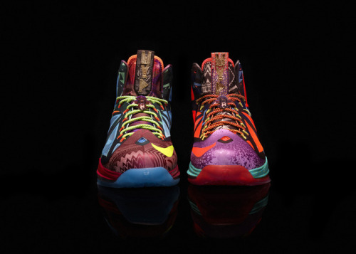lebron X what the MVP