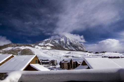 Crested Butte Photo By Scott Van der Linden