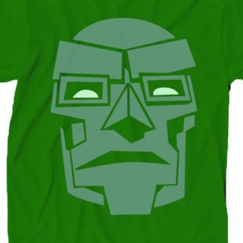 #DoctorDoom #FaceOfDoom!! #tshirt #tee #teeoftheday #marvel #marvelnow #comics #nerd #geek #fashion #geeklytees #comicbooks #comicbooklegion