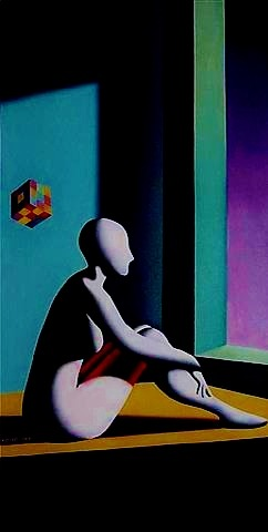 t0mbs:  The Mathematic of Dreams - Mark Kostabi
