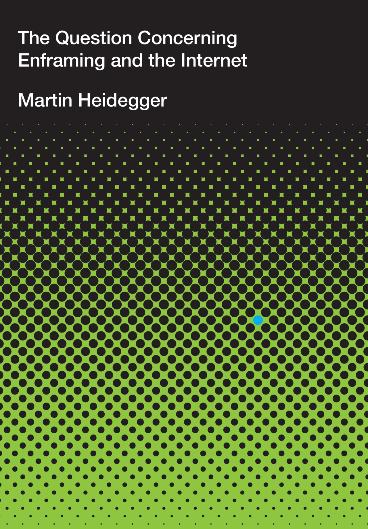 "100daystyleradamsmith:  DAY: 6/100 Martin Heidegger's: ""The Question Concerning Enframing and the Internet""  I love everything about this project."