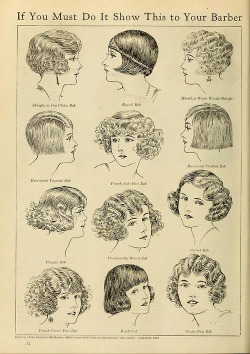 rookiemag:  walkingdownaleafylane:  Taken from a magazine - 1924.  IF YOU MUST. -AA