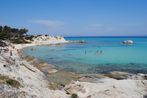 Portocalis/Orange Beach, Sithonia Branch, Halkidiki Peninsula, Greece