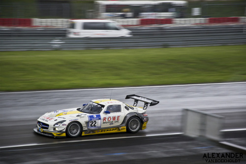 Mercedes-Benz SLS AMG GT3 #22 by Spykerforce on Flickr.