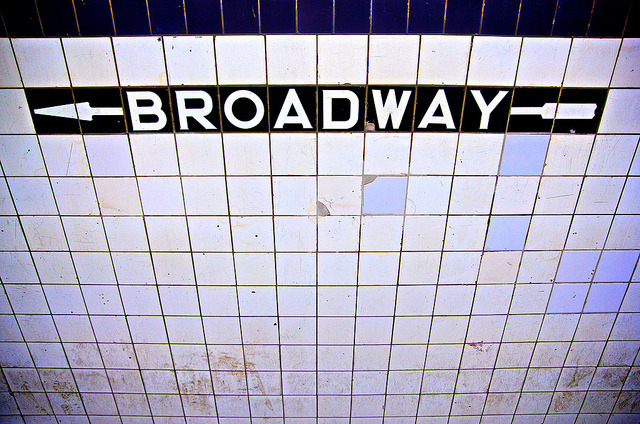 12FEB2013: Heading to Broadway on Flickr.Via Flickr: Not a good subway day, but glad to be heading home.