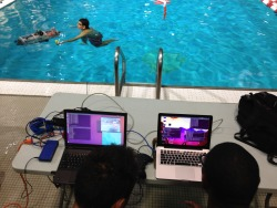 Software Team - Testing New Software:�With Seawolf set to ship, the software team took one last pool test as time to test some brand new code allowing for the robot to now complete additional tasks along with being a...<a href='https://ncsurobotics.tumblr.com/post/147594932213/testing-new-software-with-seawolf-set-to-ship'>See More</a>