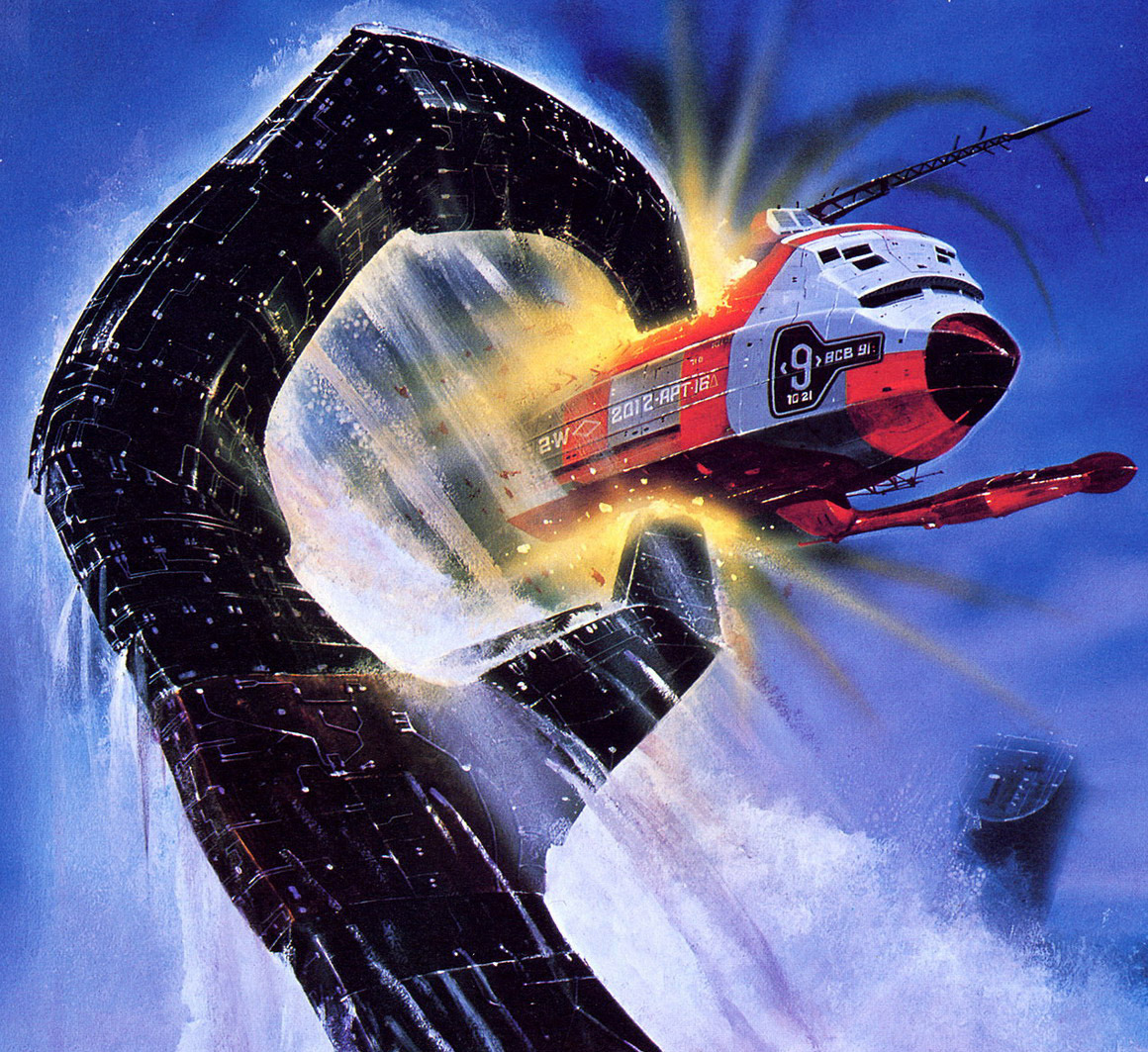 70s Sci Fi Art Chris Foss: 70s Sci-Fi Art: Chris Foss