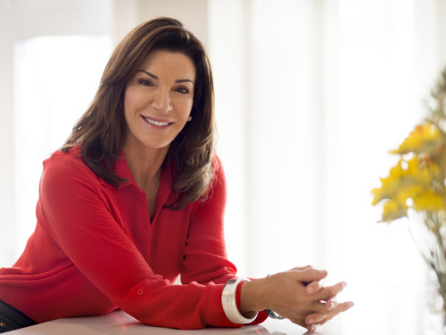Hilary Farr On Mean Homeowners, Hoarders, And Famous Homes She'd Love Or List.  You once had to go on a roof deck to tell the homeowners that the deck could collapse at any time. Couldn't you have told them from inside? You know what I hadn't thought of that but thanks for bringing it up. I will add danger money to my contract. Has there ever been a homeowner that you wanted to yell back at? This is why we have editors. Let's be honest, most of these homes are a complete mess. How many of the owners do you think are hoarders? I honestly wish that I were some sort of psychologist or whatever it is you need to be to study people like some of these homeowners to understand it. It's beyond me.