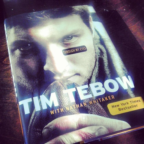 So excited to read about my future husband #timtebow…. Hey, I like my delusions. : )