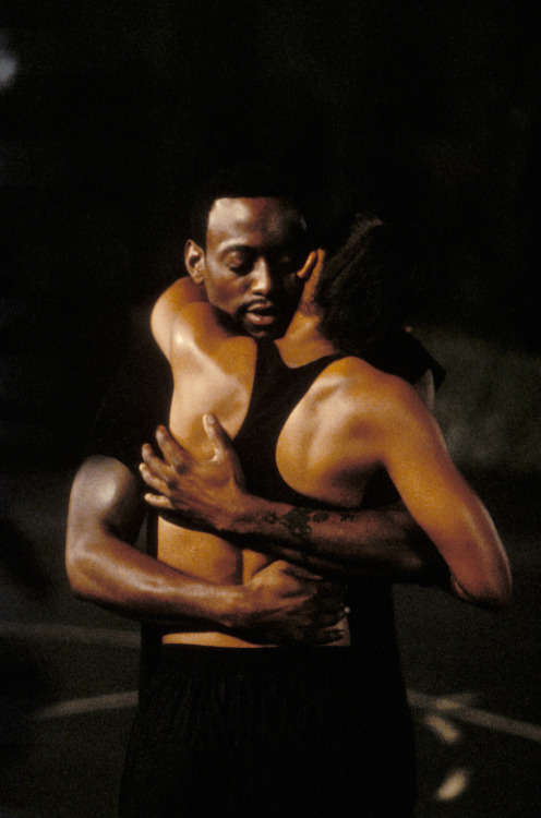 thetpr:  goodvibestrilllife:  Love and Basketball  Black Love