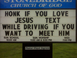 See, Texting while driving can serve a purpose