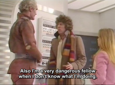 onna4:  Me and the Doctor dangerous constantly