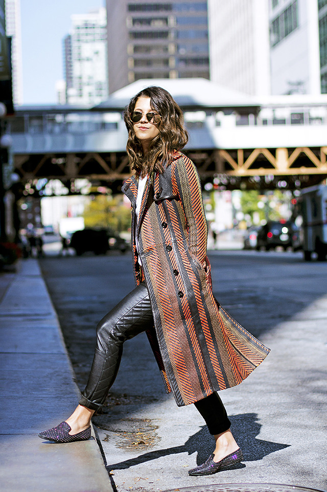 burberry:  Jena Gambaccini Photographed by Amy Creyer in Chicago Blogger Likes Fashion, Food Listening to Cruel Summer