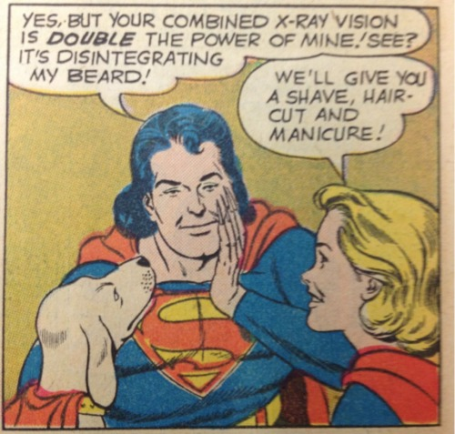 Superman #139 totally predicted 90s Supes.