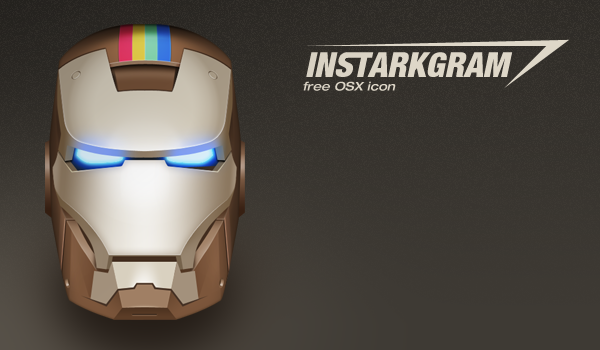 INSTARKGRAM OSX icon. Get it here