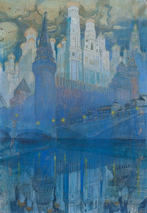 fleurdulys:  Moscow Blue - Leonid and Rimma Brailowsky
