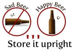 storagegeek:  3 Big Fat Truths About Storing Beer @ SaveOnBrew.com Happy May 2-4 weekend to my Canadian brethren. May your beer be cold and your drivers sober!