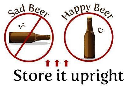 3 Big Fat Truths About Storing Beer @ SaveOnBrew.com Happy May 2-4 weekend to my Canadian brethren. May your beer be cold and your drivers sober!
