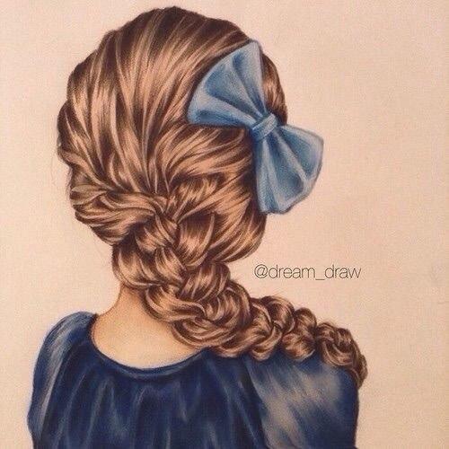 peinados trenzas tumblr