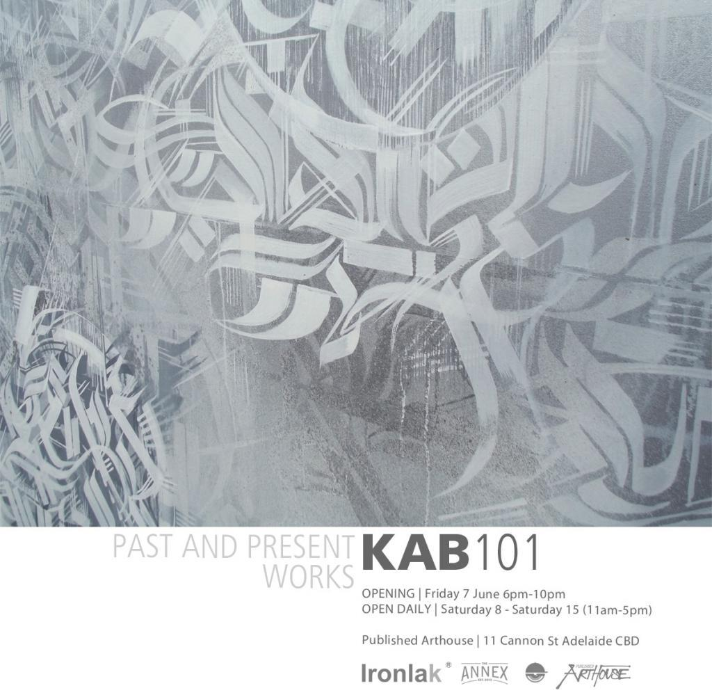 GALLERY // KAB101 'Past and Present Works' @ Published ArthouseSo this technically isn't in Melbourne, but I really wish I could head up to see this one. Anyone…View Post