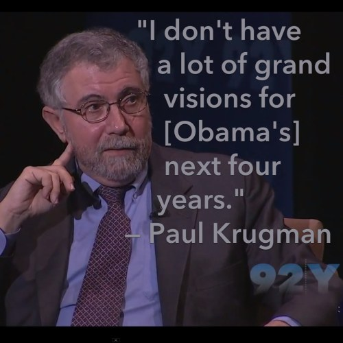 Paul Krugman spoke with Chris Hayes last night at 92Y. Watch a clip.  [92Y Talks]