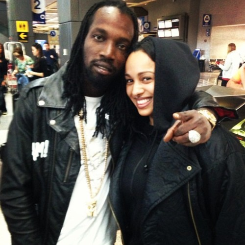 venusx:  Look who I found at the baggage claim THE LEGEND MAVADO 😍  BRING HIM BACK TO NYC PLEASE