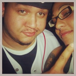 My boo thang & I at a Boot Camp Clik show back in '08 😎✌🎶 #tbt #myninja #wegowayback
