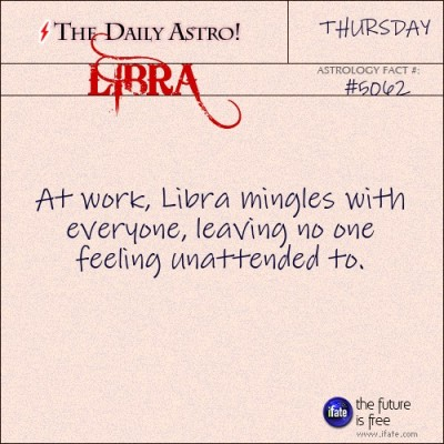 Libra 5062: Visit The Daily Astro for more facts about Libra.