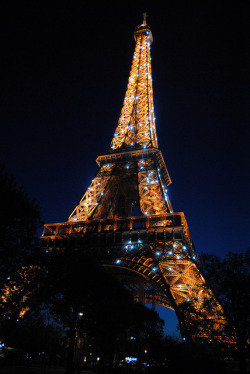 La Tour Eiffel. by Daniel Ayuso Perez on Flickr.